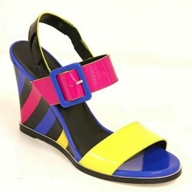 Loriblu Ayakkabı Fuşya